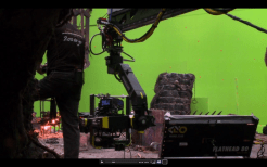16 The Hobbit Production Video #2 - Filming in Goblintown