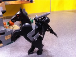 Attack on Weathertop LEGO set - Ringwraith on Steed