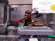 Gimli in The Mines of Moria LEGO Set