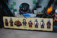 Back of the box with characters displayed