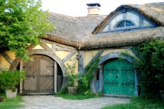 The exterior of the Green Dragon