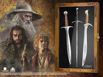 The Hobbit Letter Openers from Noble Collection