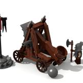 Minas Tirith update orc catapult main image