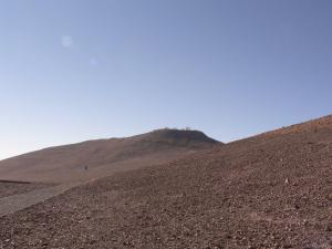 Mount Paranal and the Very Large Telescope in Chile