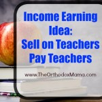 Income Earning Idea: Sell On Teachers Pay Teachers
