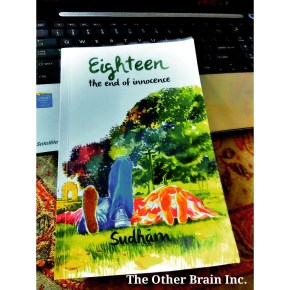 Book Review – Eighteen The End of Innocence by Sudham