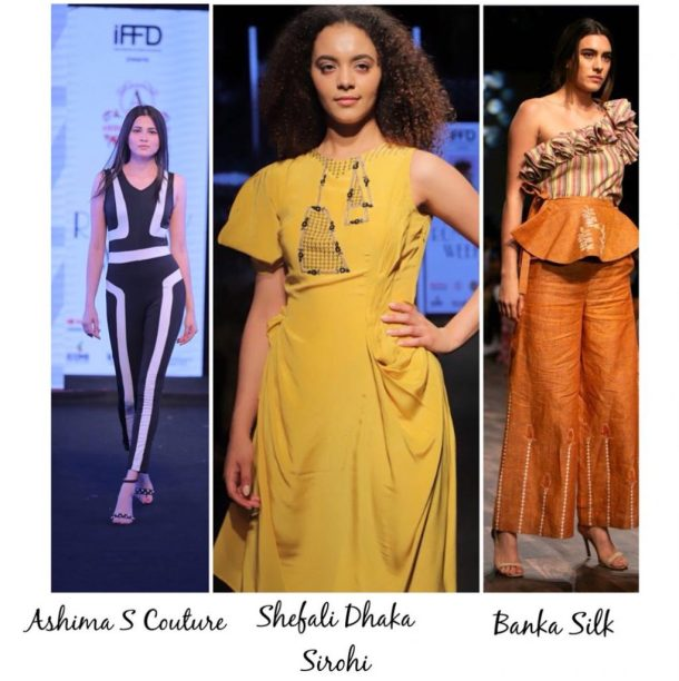 Jumpsuit trends from India Runway Week 2018