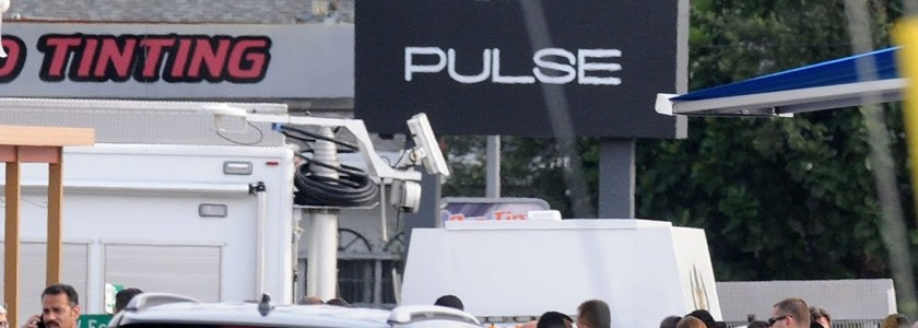 The Exterior Of Pulse Nightclub, Orlando