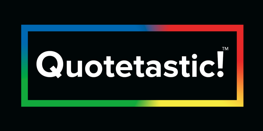 Quotetastic Logo