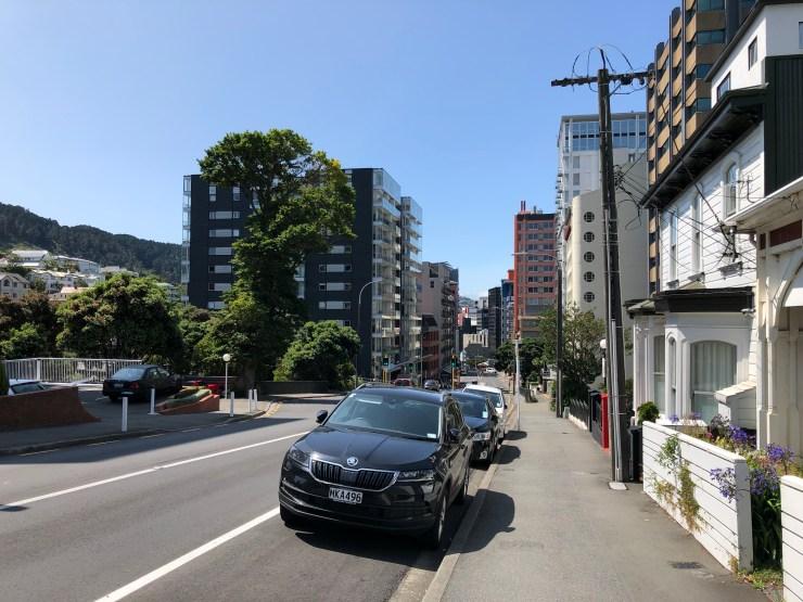 Central Wellington