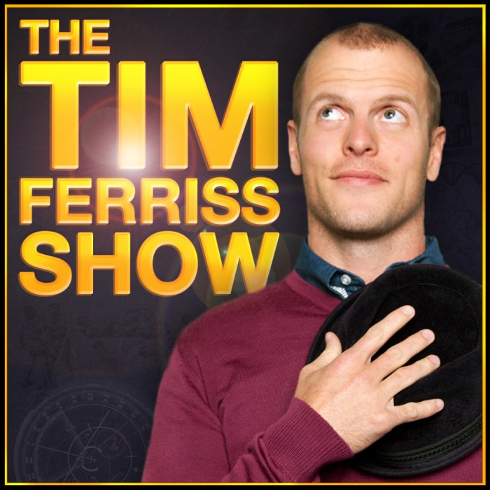 Tim Ferriss Show Episode #179 - What's Important to You?