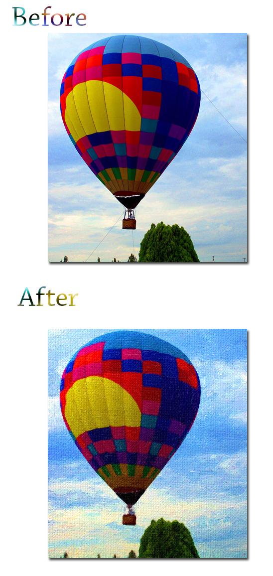 balloon paint