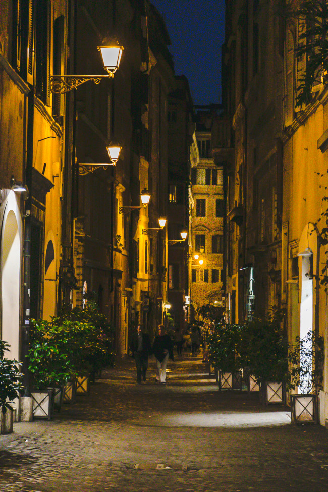 Rome, Italy - The Overseas Escape-76