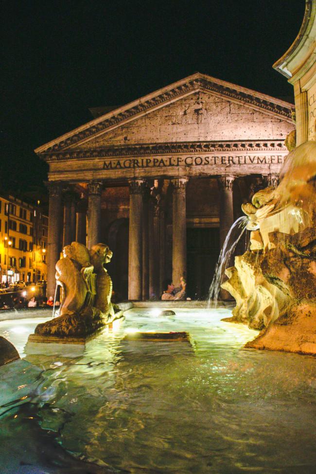 Rome, Italy - The Overseas Escape-77