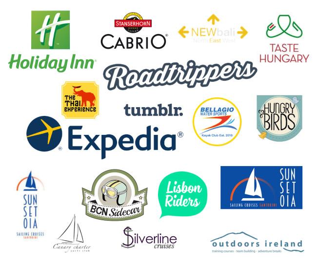 Collaboration Logos- The Overseas Escape