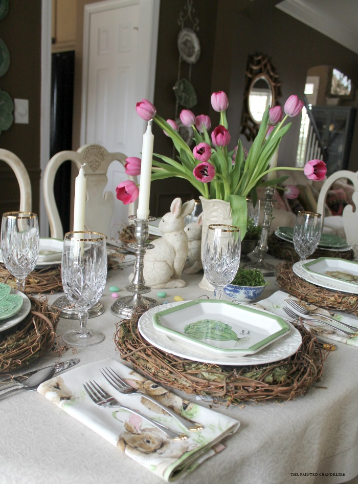easter-table-into-kitchen-shot-pink-tulips