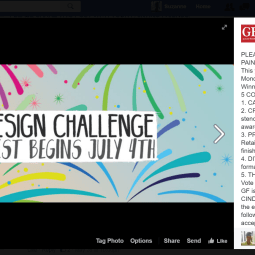 General Finishes Design Challenge Contest