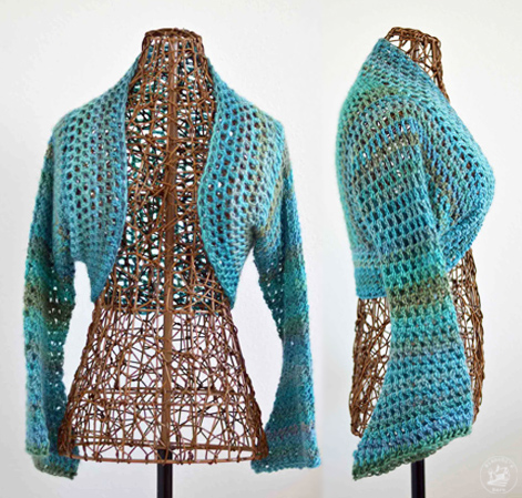 Free Crochet Shrug Pattern : Don?t forget to check out my other free crochet patterns!