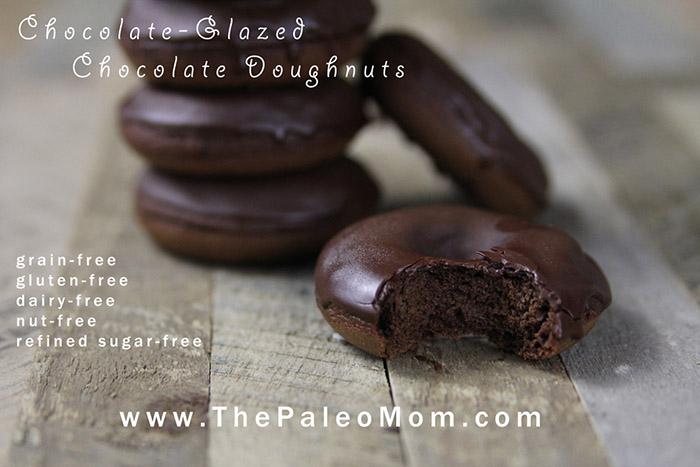 Paleo Chocolate Glaze I