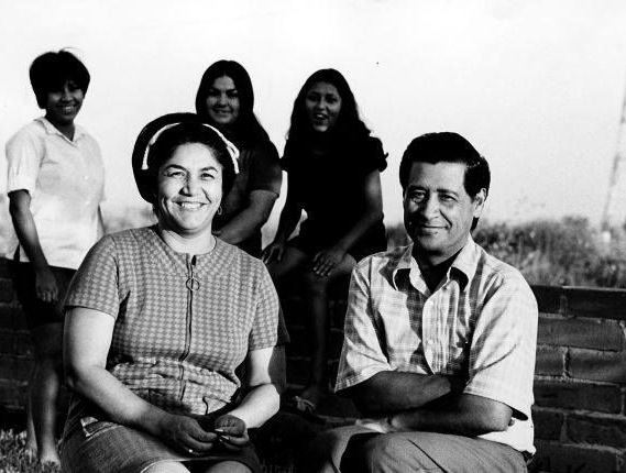 Helen and Cesar Chavez