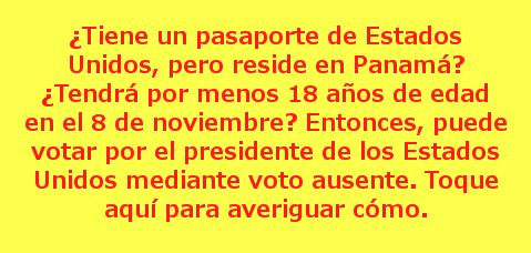 vote español