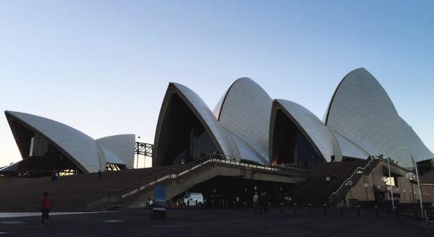 Sydney, Australia // The Pancake Princess
