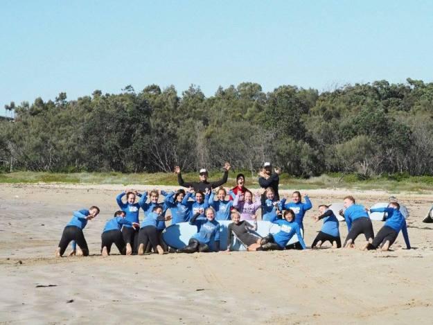 Mojo Surf camp // The Pancake Princess