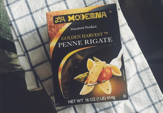 La Moderna Vegan Ziti // The Pancake Princess