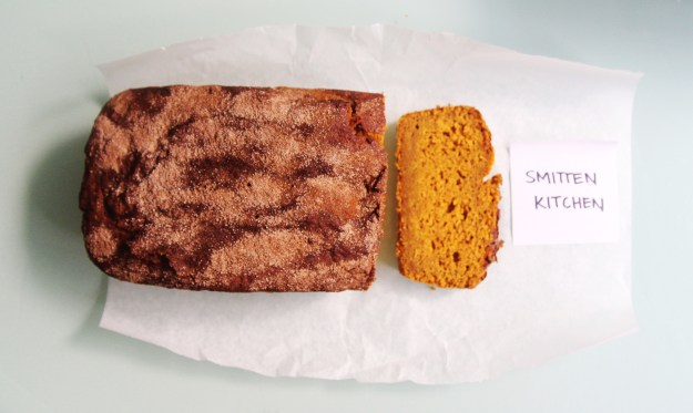 Pumpkin Bread Bake Off // The Pancake Princess