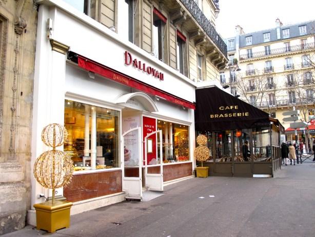 Dalloyau Paris