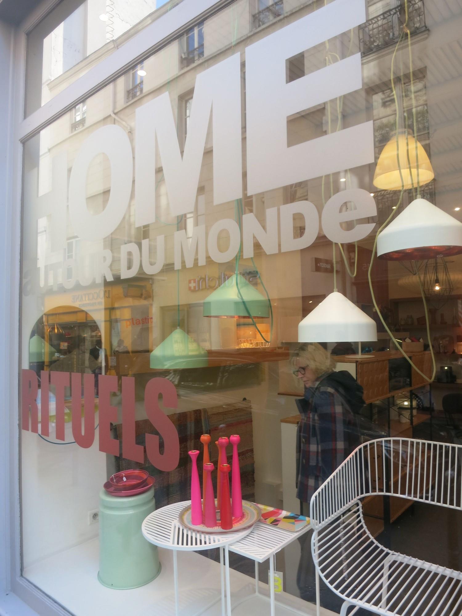 Bensimon home autour du monde the parisienne for Home autour du monde