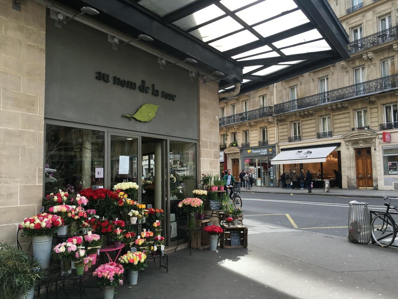 Fleuristes parisiens 14 adresses the parisienne - Au nom de la rose fleuriste ...