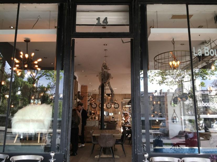5 boutiques de d coration paris the parisienne - Boutique de decoration paris ...
