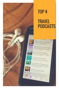 Top 4 Travel Podcasts