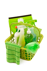 Green-Cleaning