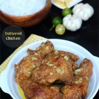 Buttered Chicken