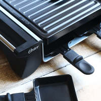 Oster Mini Raclette Grill Unboxing + Giveaway