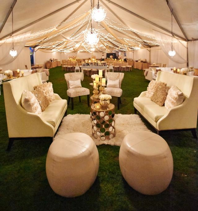 Lyceum Lawn Seaside Wedding Tent