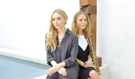 olsen sisters retail store fashion blog style luxury
