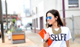 selfie tshirt dallas