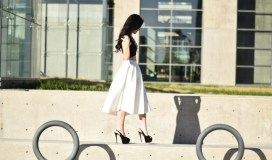 trendy girly fashion blogger dallas texas