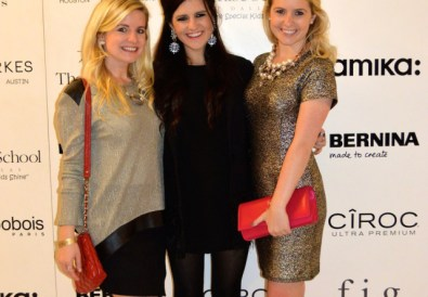 fashion bloggers dallas sister blog fashion institute gallery fashion show