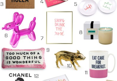 dallas lifestyle blogger christmas gifts for the home