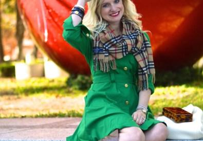 sister fashion blog dallas texas dress designer NYC preppy classic