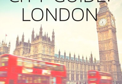 trendy travel guide london