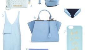 ice blue fashion trend