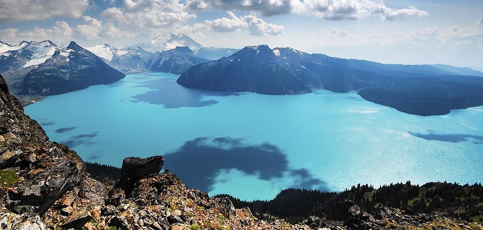 whistler summer garibaldi lake