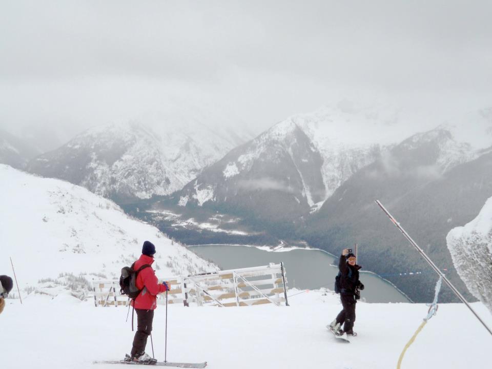 whistler city guide blackcomb mountain