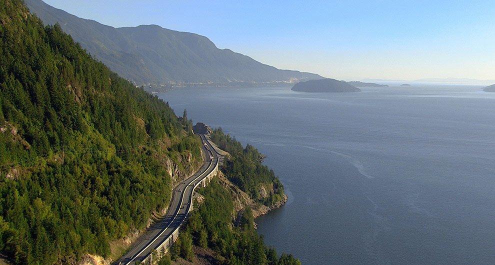 sea to ski highway whistler city guide