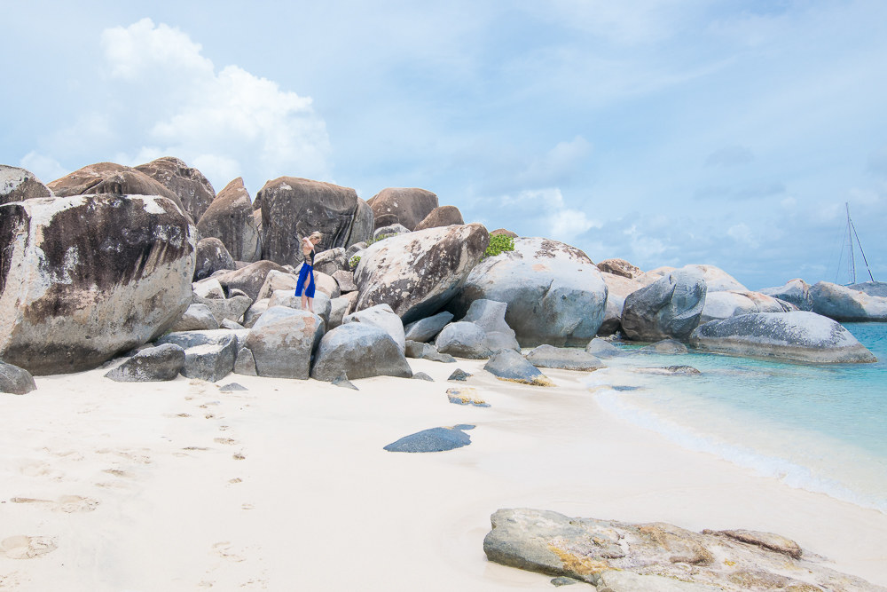 Virgin Gorda Baths National Park